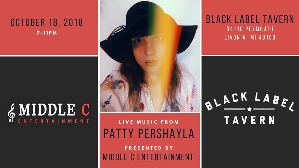 Middle C Entertainment presents Patty PerShayla